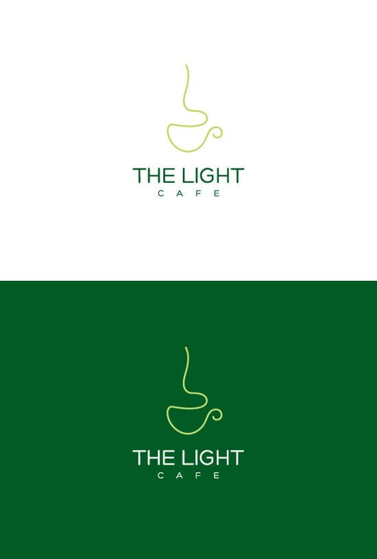 Restaurant-Logos-The-Light-Cafe