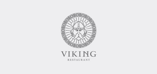 Viking-Restaurant-Logos