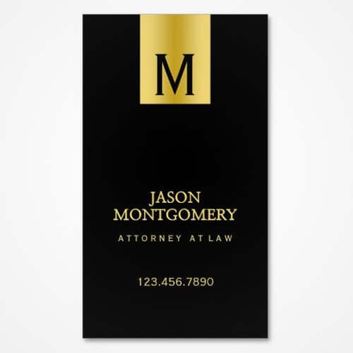 4-gold-lawyer-business-card