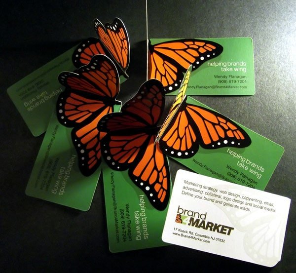 Butterfly-Die-Cut-Business-Card-Design