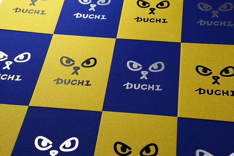 Duchi 名片設計