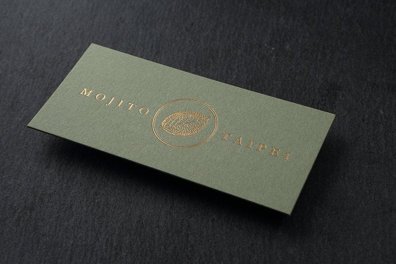 Mojito名片設計