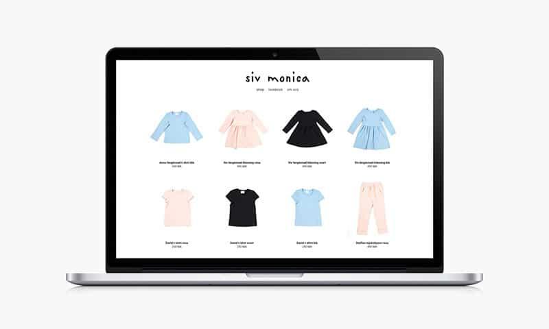 服飾LOGO設計、名片設計、吊卡、傳單、購物商城網站