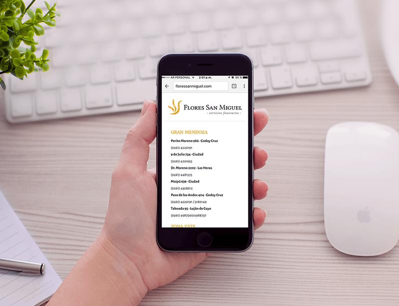 簡單素雅莊嚴的葬禮服務品牌企業識別 LOGO 推薦—型錄傳單、名片設計、網頁設計