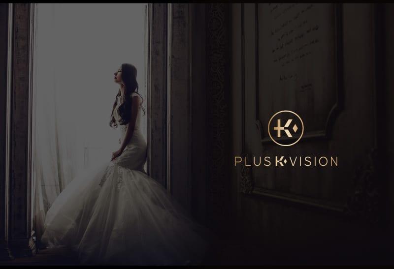 婚紗攝影 LOGO 設計